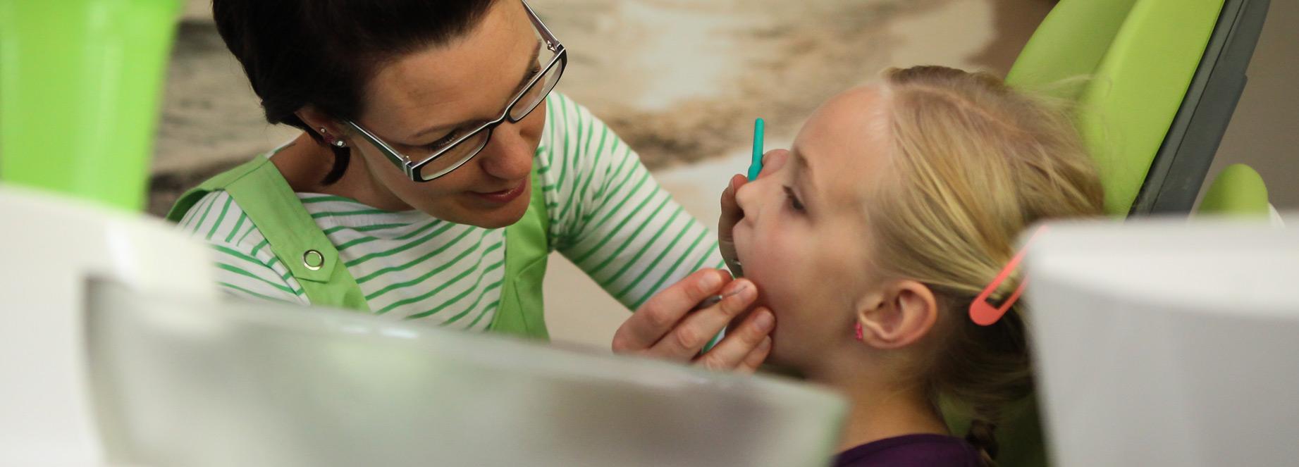 Zahnarztpraxis Kathrin Baier in Döbern
